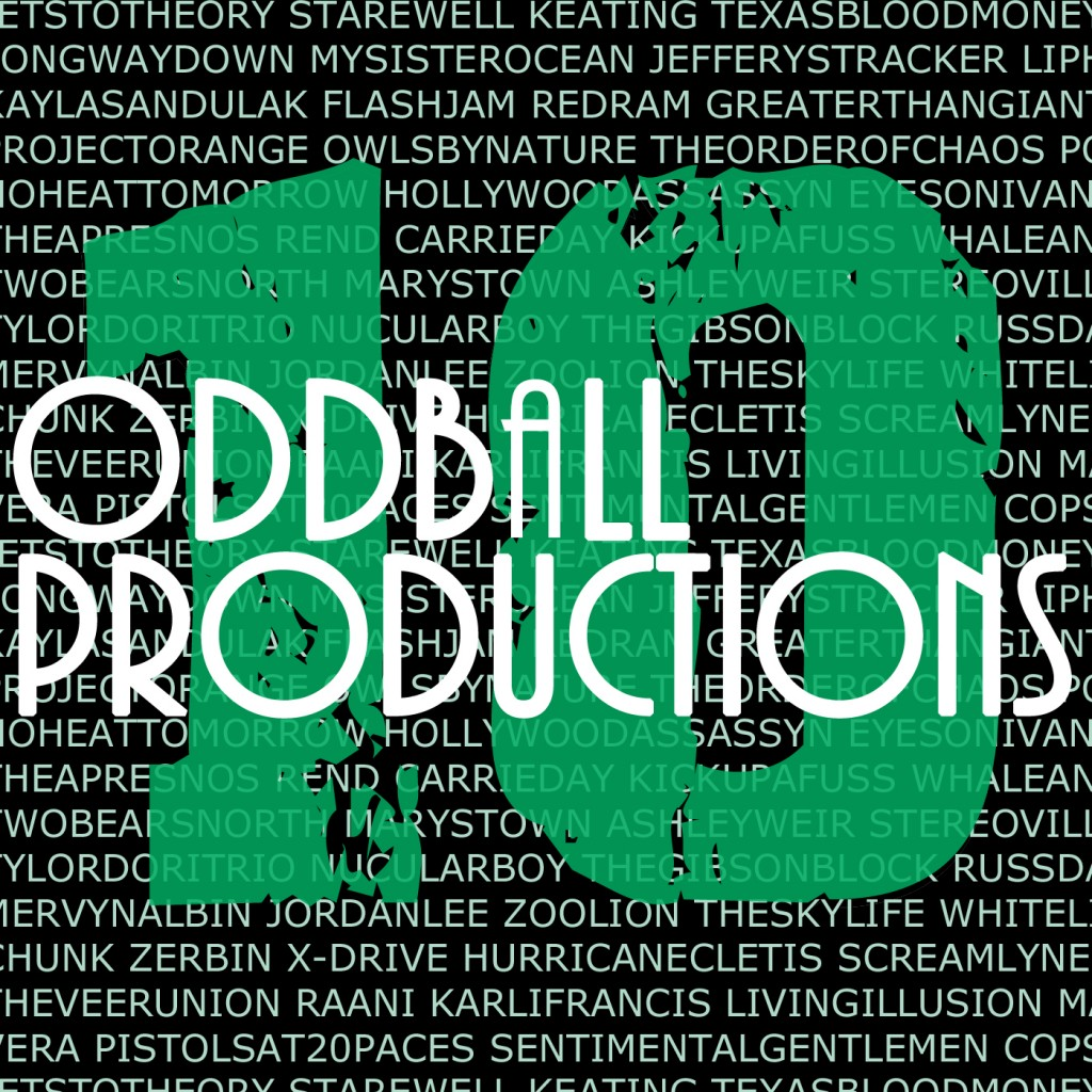 Oddball Productions 10 Compliation